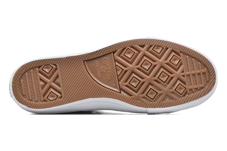 Sneaker Converse Chuck Taylor All Star II Hi W grau ansicht von oben