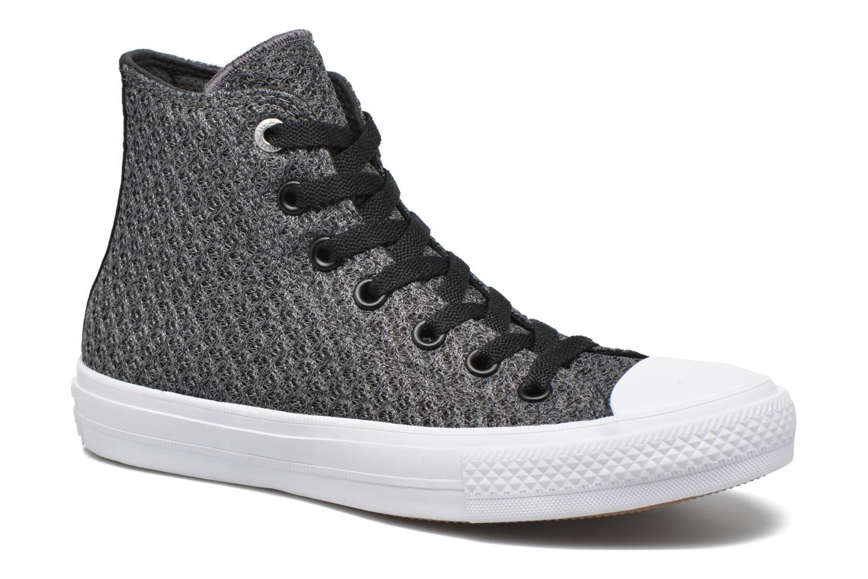 Sneakers Converse Chuck Taylor All Star II Hi W Grå detaljeret billede af skoene