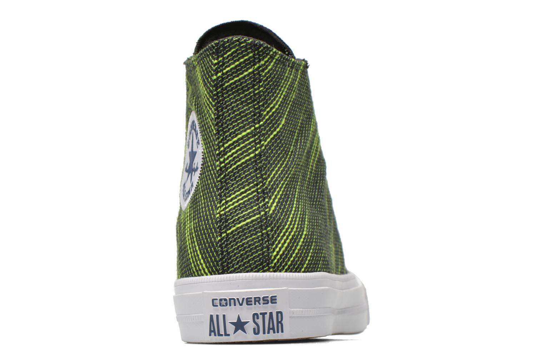 Sneakers Converse Chuck Taylor All Star II Hi M Grøn Se fra højre