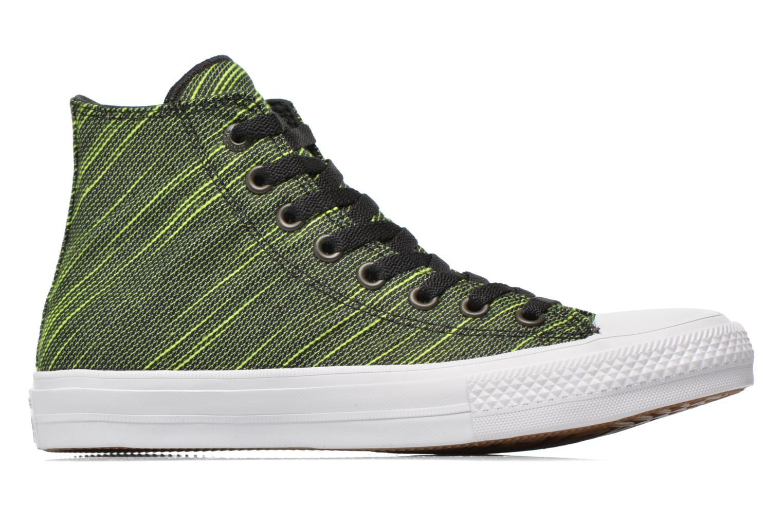 Sneakers Converse Chuck Taylor All Star II Hi M Grøn se bagfra