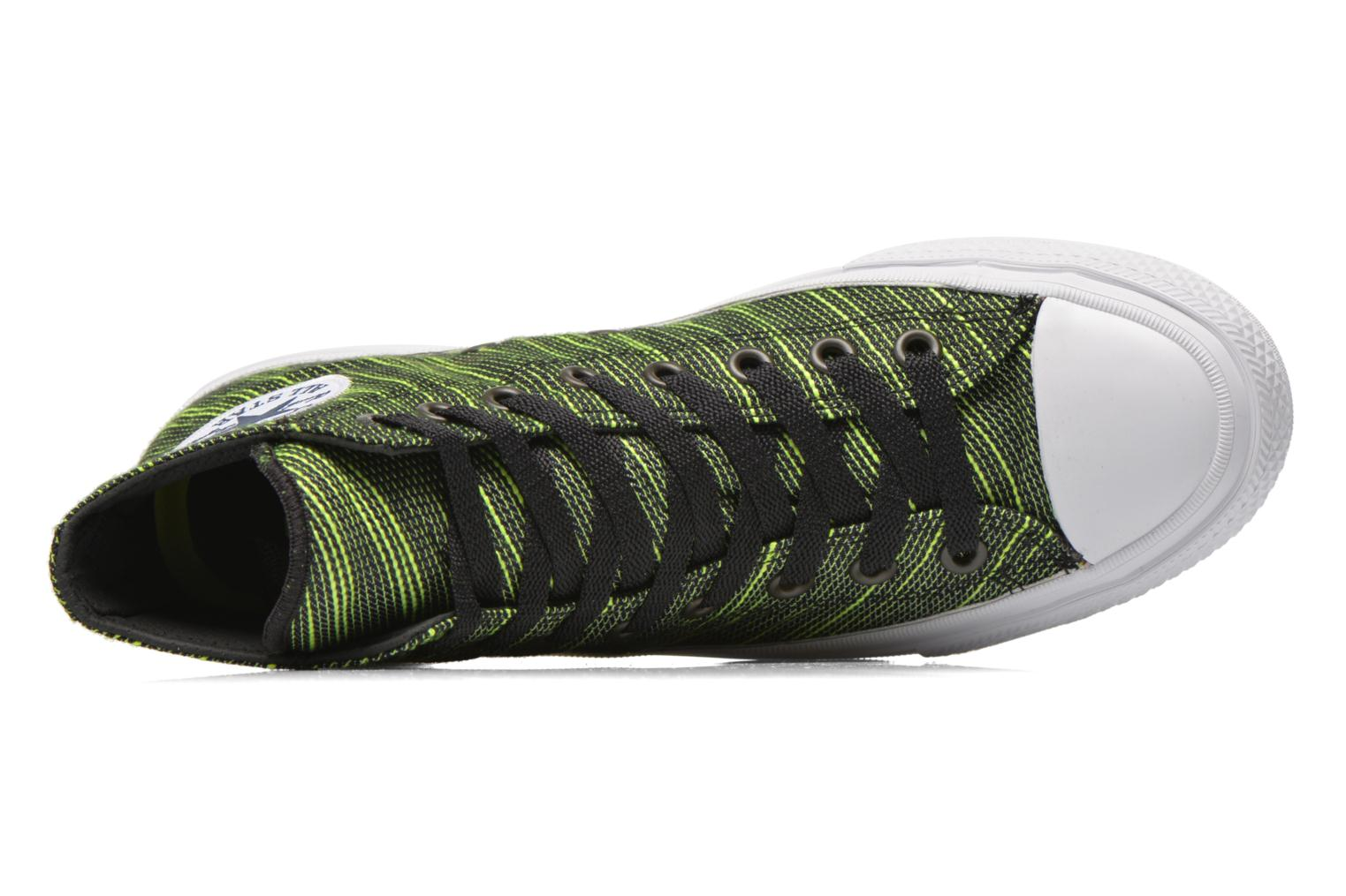 Trainers Converse Chuck Taylor All Star II Hi M Green view from the left
