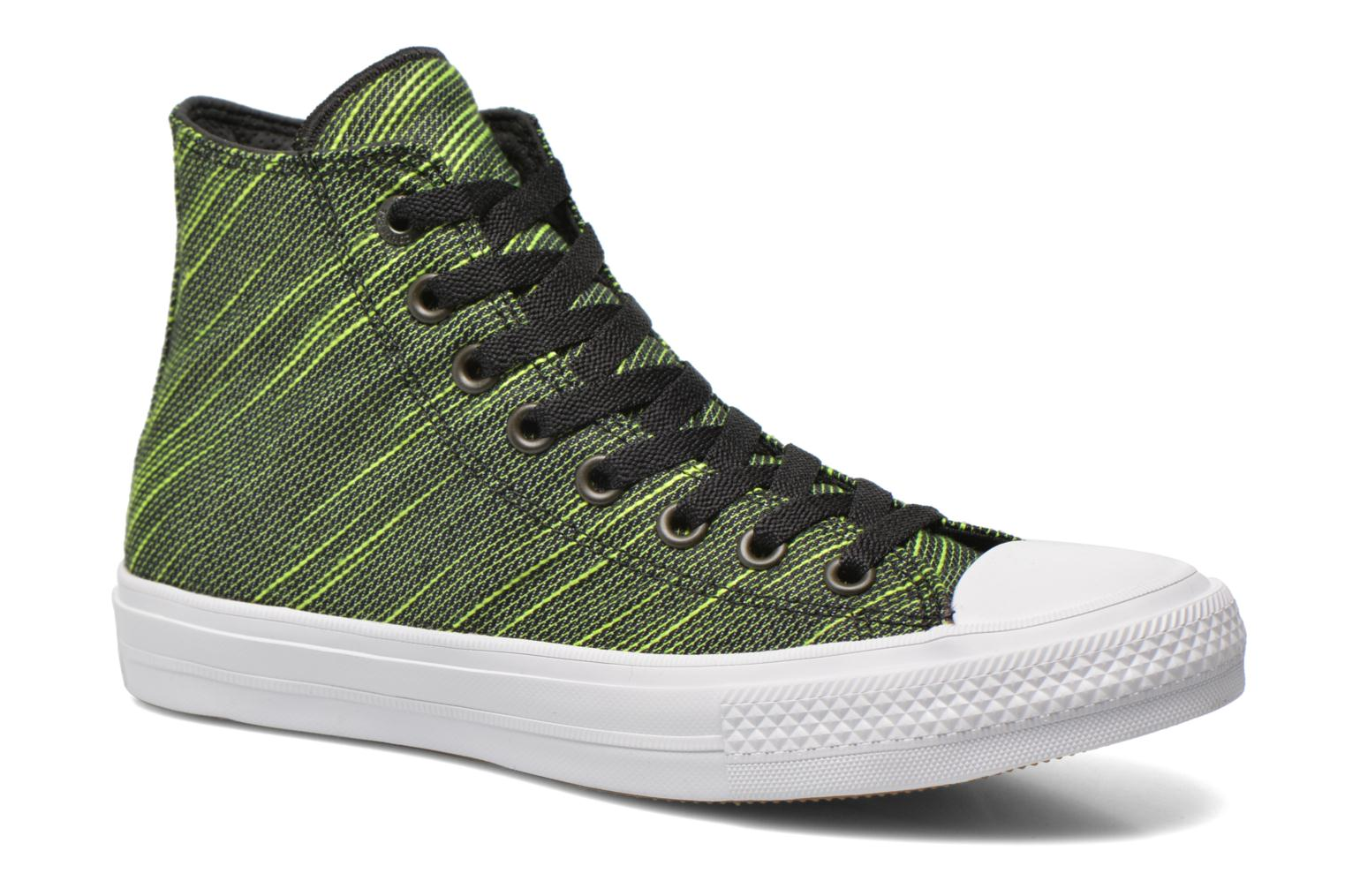 Sneakers Converse Chuck Taylor All Star II Hi M Groen detail