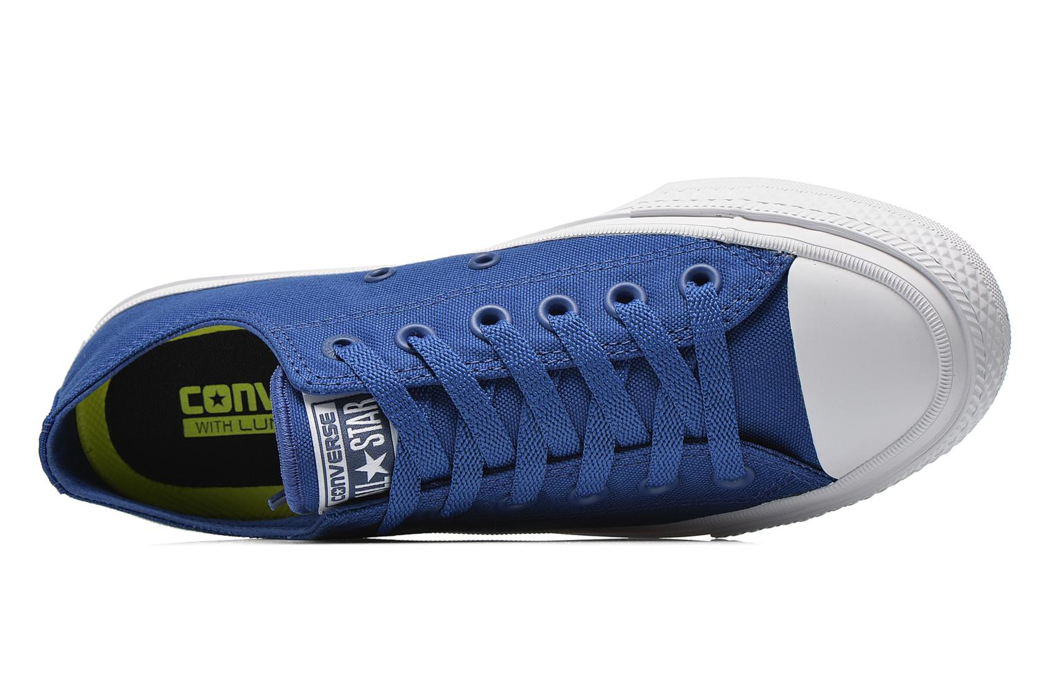 Sneakers Converse Chuck Taylor All Star II Ox W Blauw links