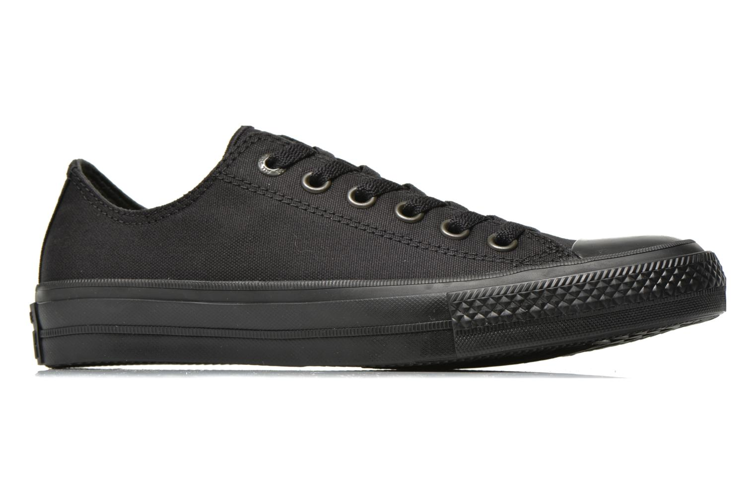 Trainers Converse Chuck Taylor All Star II Ox W Black back view