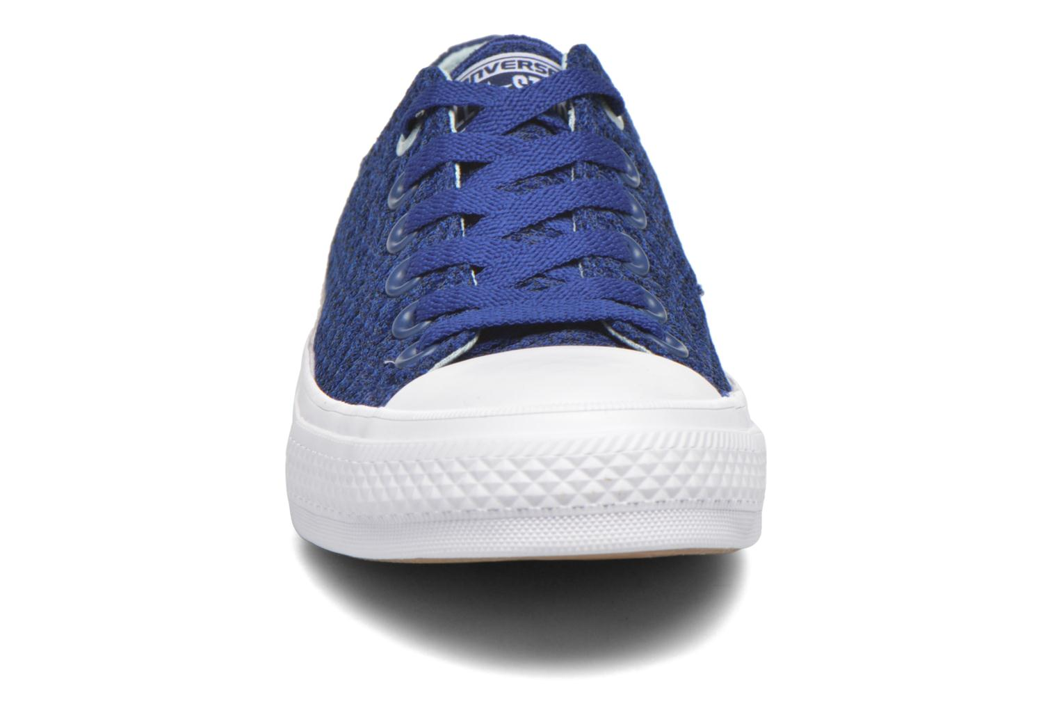 Trainers Converse Chuck Taylor All Star II Ox W Blue model view