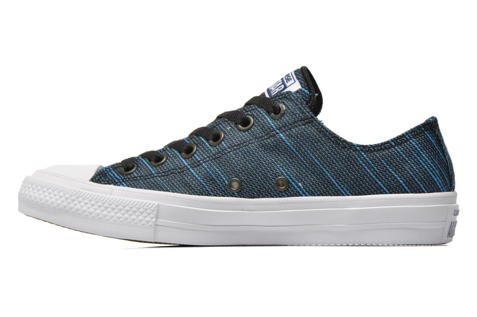 Trainers Converse Chuck Taylor All Star II Ox M Blue front view