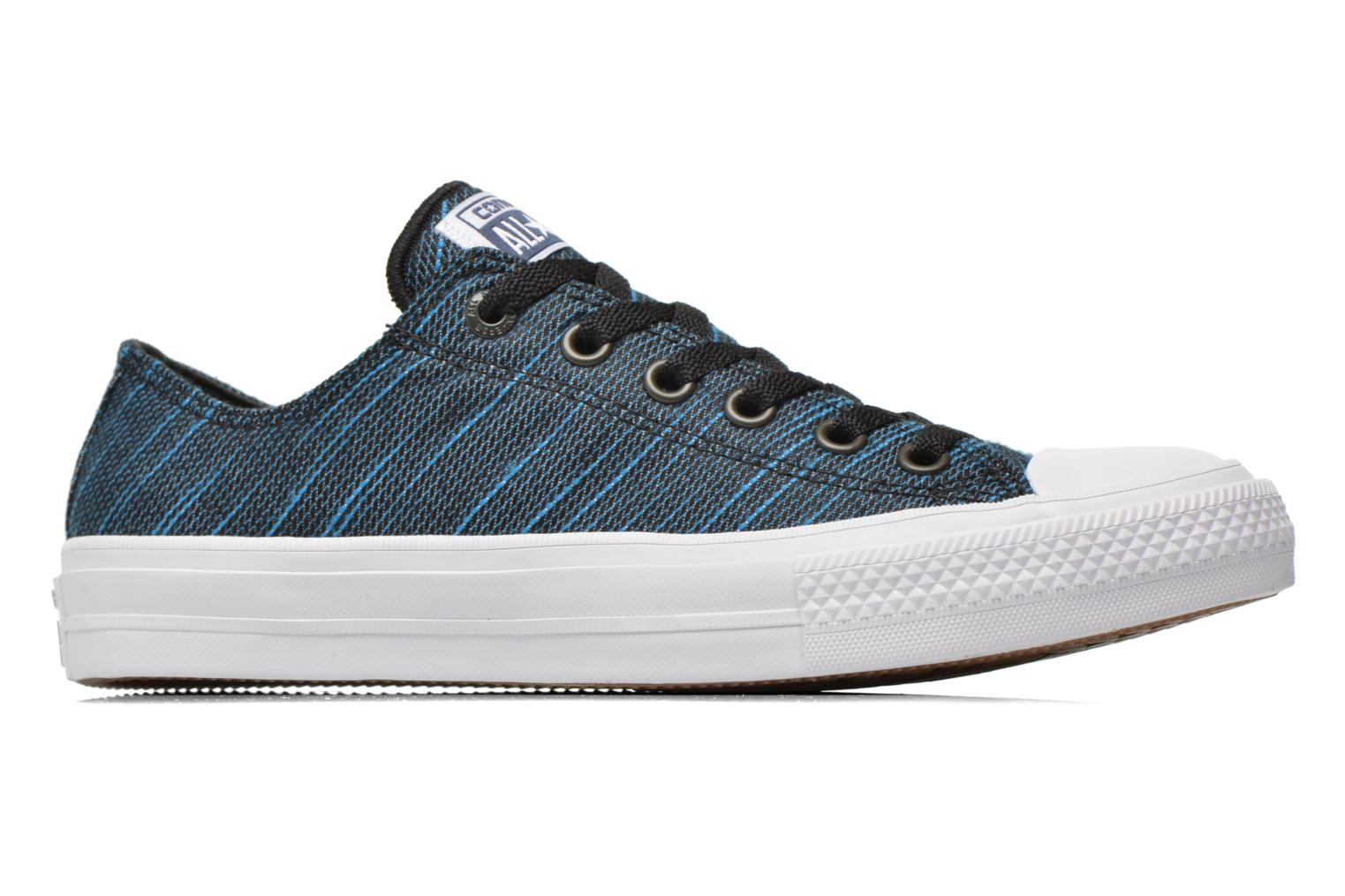 Trainers Converse Chuck Taylor All Star II Ox M Blue back view