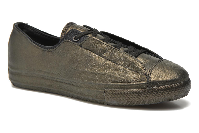 Grandes descuentos últimos zapatos Converse Chuck Taylor All Star Ox Line Shroud W (Negro) - Deportivas Descuento