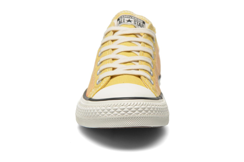 Sneaker Converse Chuck Taylor All Star Ox Sunset Wash W mehrfarbig schuhe getragen