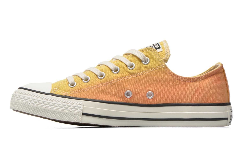 Sneaker Converse Chuck Taylor All Star Ox Sunset Wash W mehrfarbig ansicht von vorne