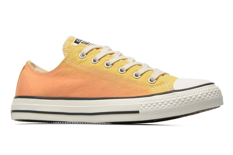 Sneaker Converse Chuck Taylor All Star Ox Sunset Wash W mehrfarbig ansicht von hinten