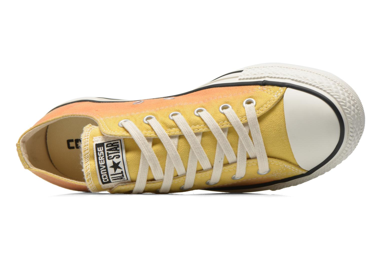 Sneaker Converse Chuck Taylor All Star Ox Sunset Wash W mehrfarbig ansicht von links
