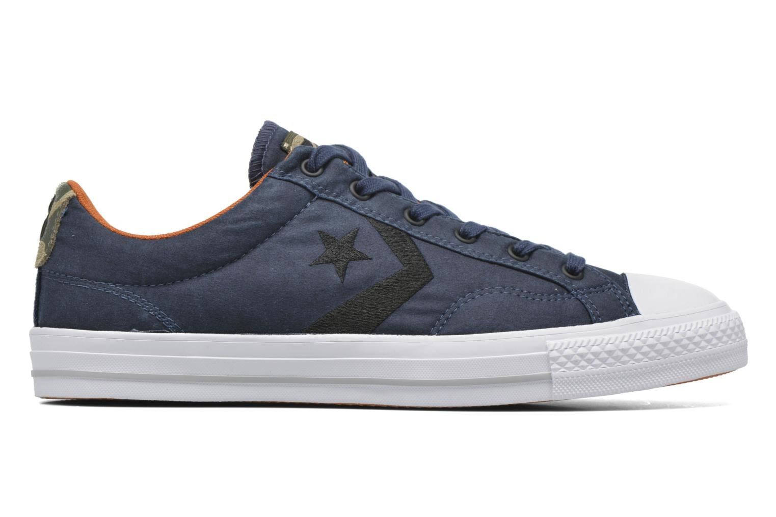 Star Player Ox M Navy/Black/Fire Pit