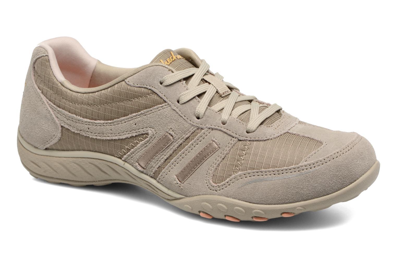 Grandes descuentos últimos zapatos Skechers Breathe-Easy - Jackpot 22532 (Beige) - Deportivas Descuento