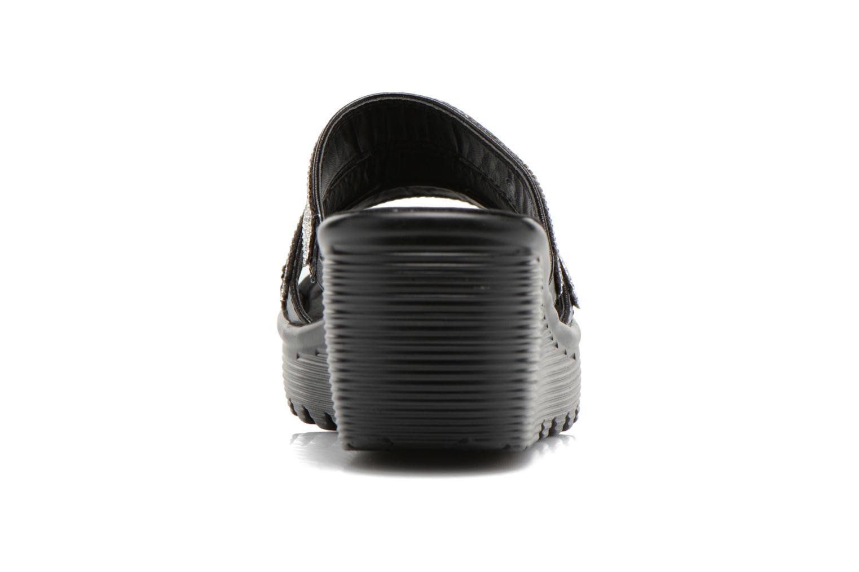 Clogs & Pantoletten Skechers Parallel - Sparkle Eyes 38462 schwarz ansicht von rechts