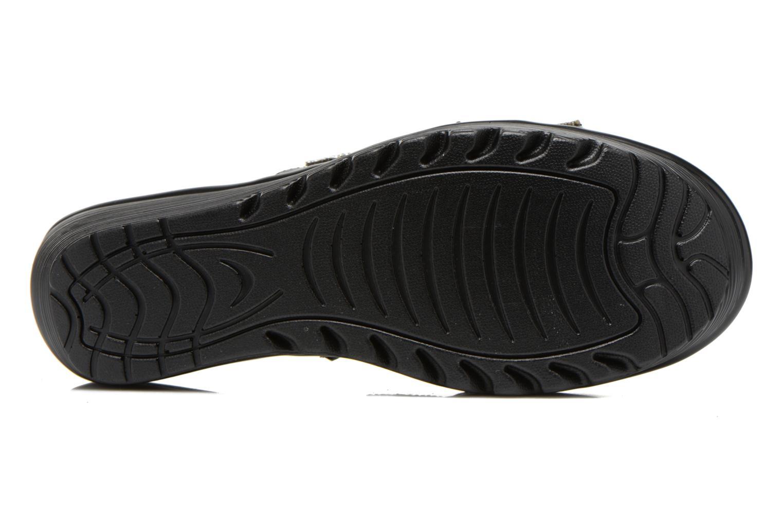 Clogs & Pantoletten Skechers Parallel - Sparkle Eyes 38462 schwarz ansicht von oben
