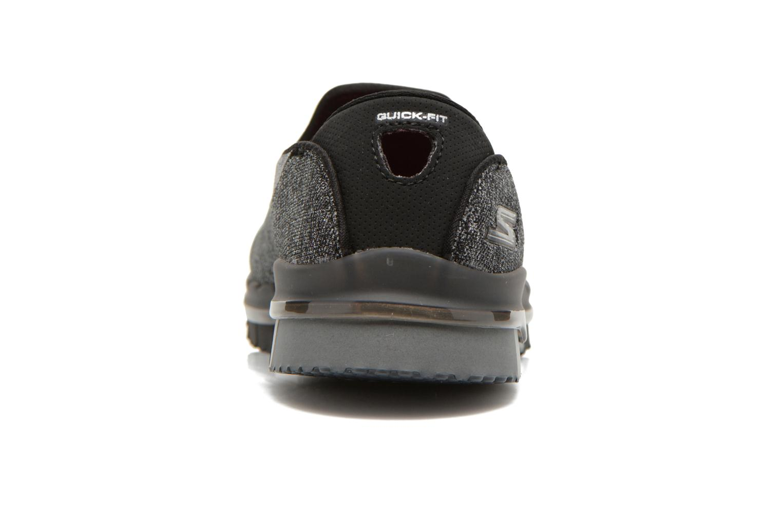 Sport shoes Skechers Go Flex 14010 Black view from the right