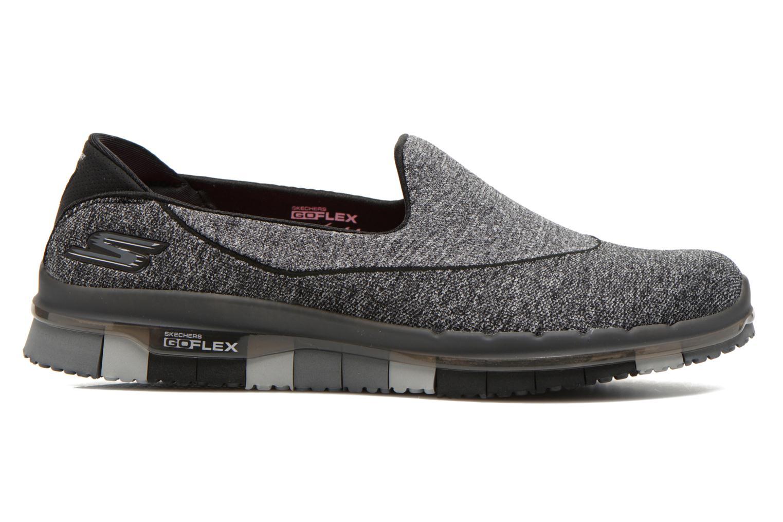 Sport shoes Skechers Go Flex 14010 Black back view