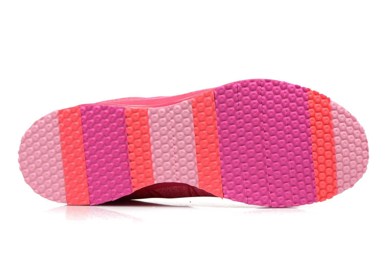 Zapatillas de deporte Skechers Go Flex - Ability 14011 Rosa vista de arriba