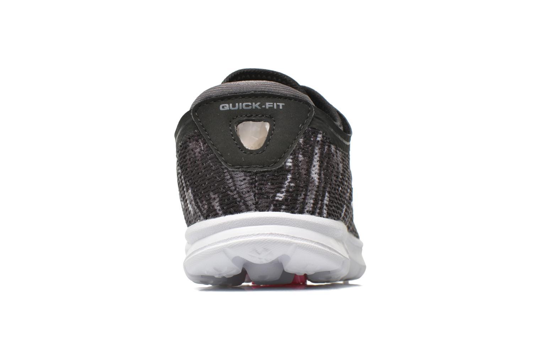 Scarpe sportive Skechers Go Step 14200 Nero immagine destra