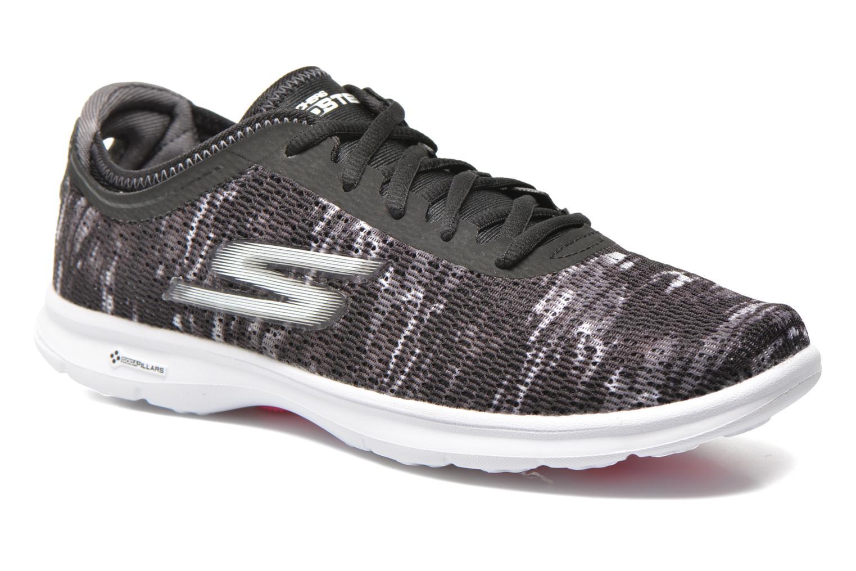 Chaussures de sport Skechers Go Step 14200 Noir vue détail/paire