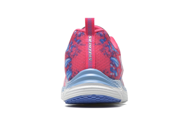 Zapatillas de deporte Skechers Valeris - Mai Tai 12222 Rosa vista lateral derecha
