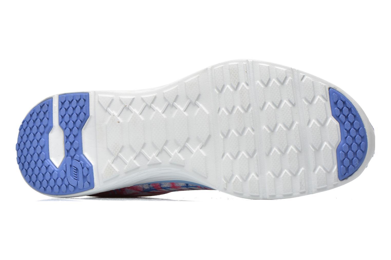 Chaussures de sport Skechers Valeris - Mai Tai 12222 Rose vue haut