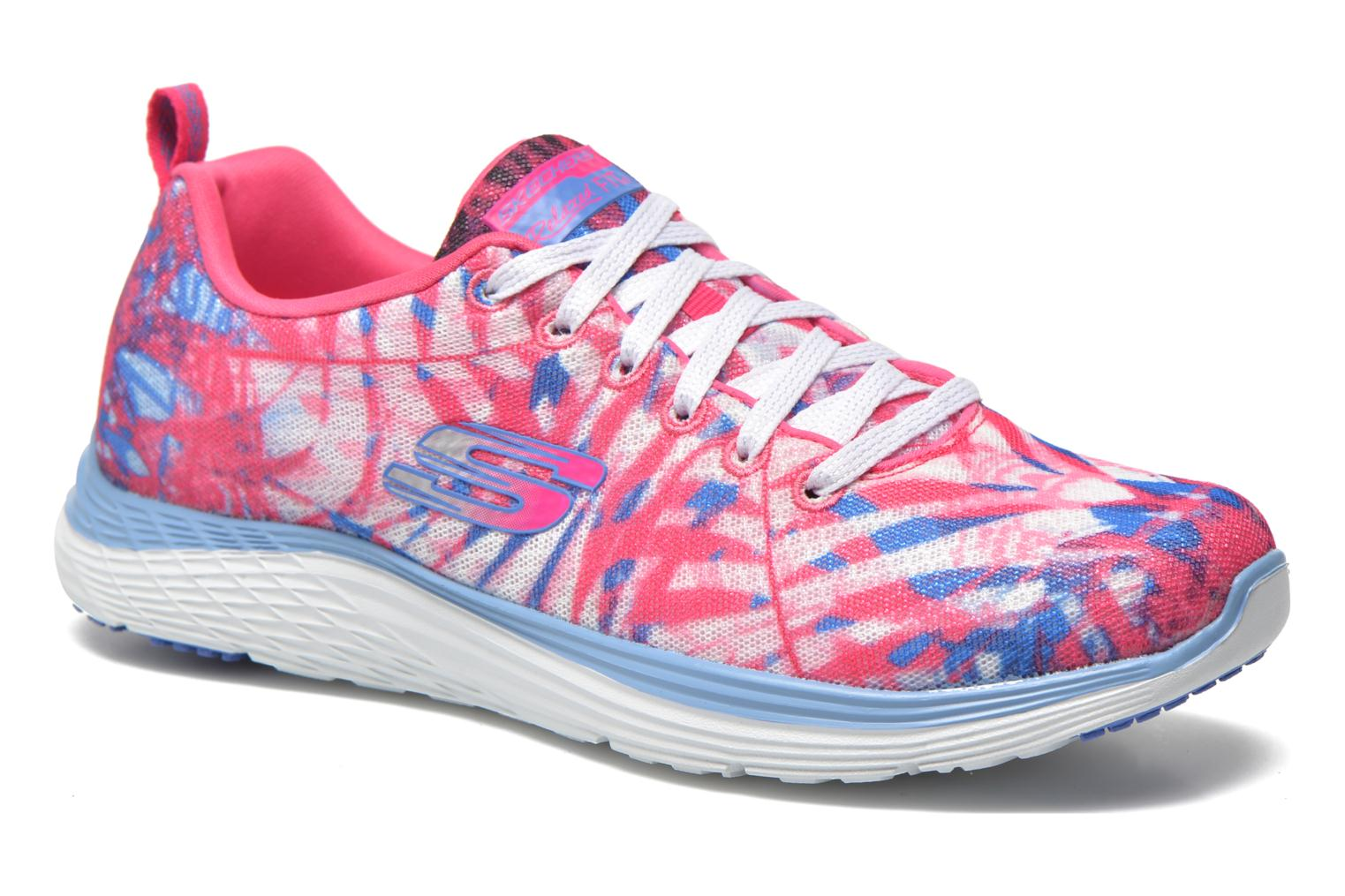 Sport shoes Skechers Valeris - Mai Tai 12222 Pink detailed view/ Pair view