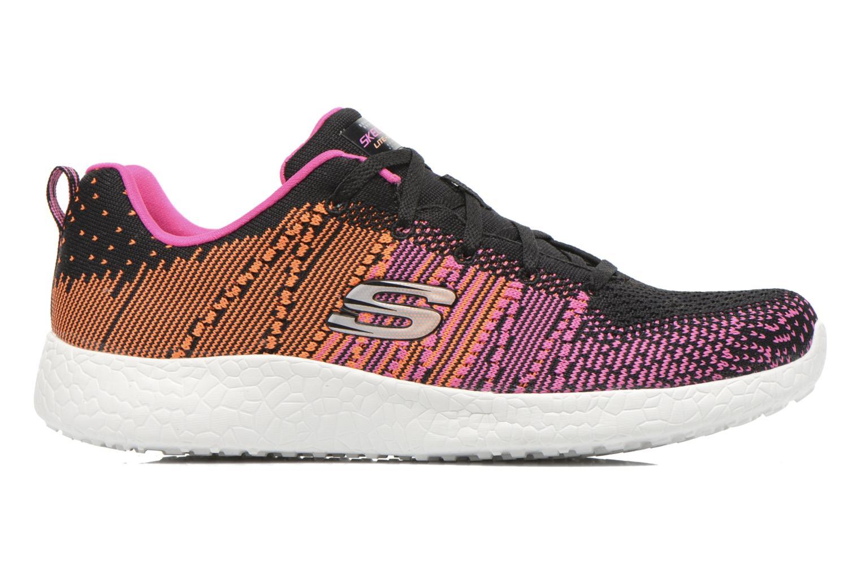 Chaussures de sport Skechers Burst - Ellipse 12437 Multicolore vue derrière