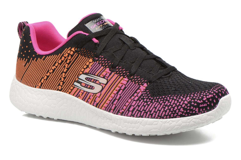 Chaussures de sport Skechers Burst - Ellipse 12437 Multicolore vue détail/paire