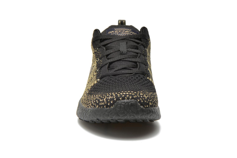 Sport shoes Skechers Burst - First Glimpse 12438 Black model view