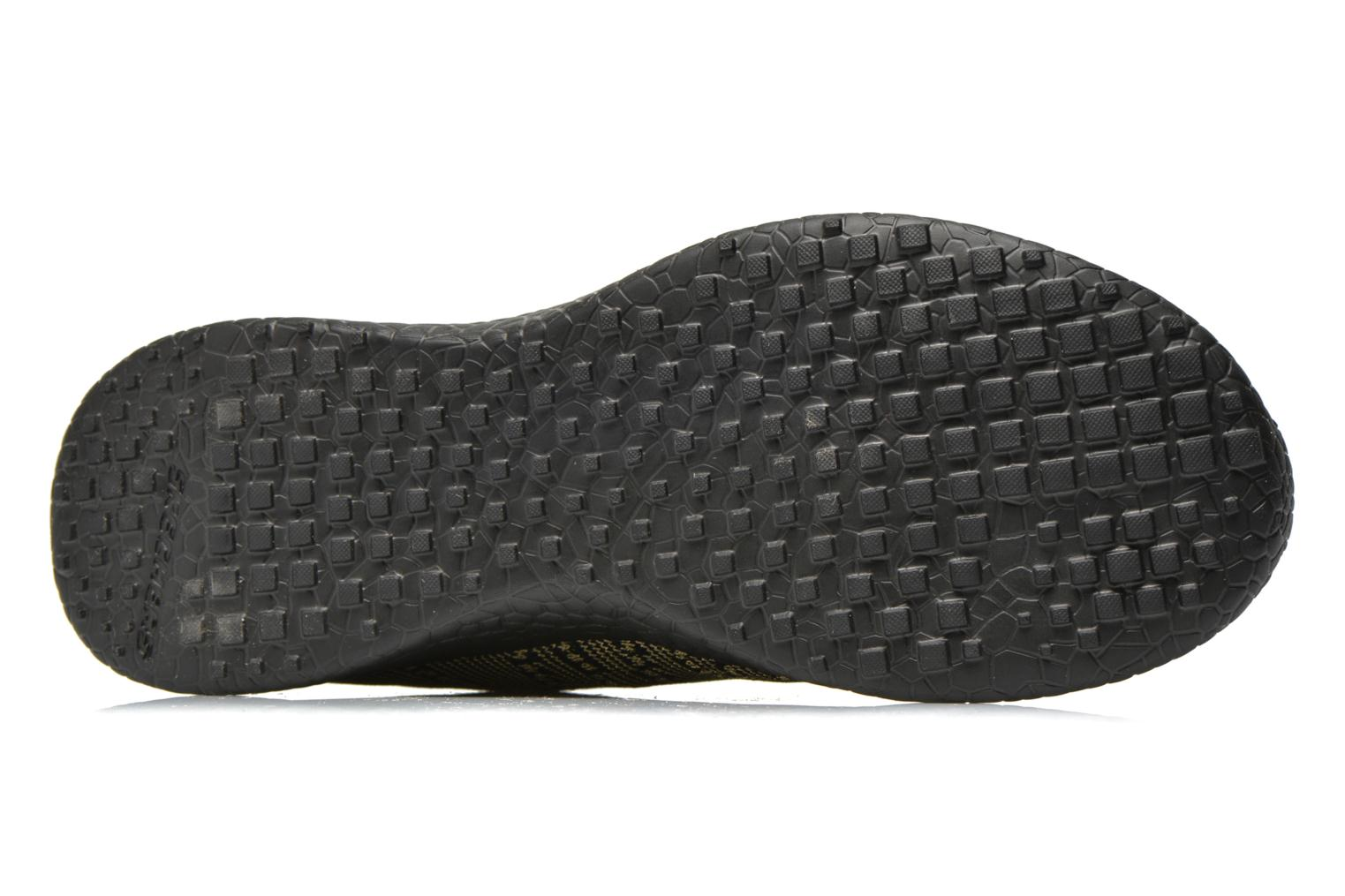 Sport shoes Skechers Burst - First Glimpse 12438 Black view from above