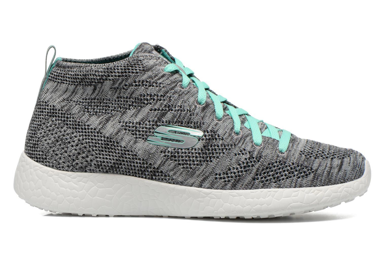Chaussures de sport Skechers Burst- Divergent 12730 Gris vue derrière