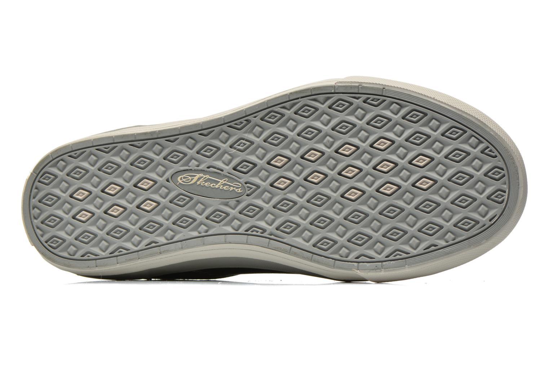 Baskets Skechers Diamondback-Rendol 64666 Noir vue haut