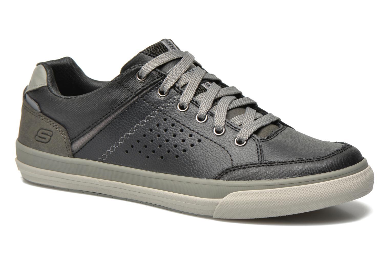 Baskets Skechers Diamondback-Rendol 64666 Noir vue détail/paire