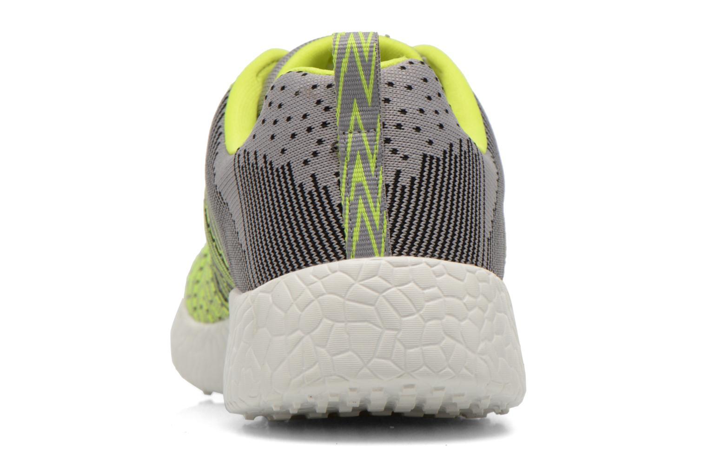 Sportschoenen Skechers Burst - In The Mix 52107 Grijs rechts