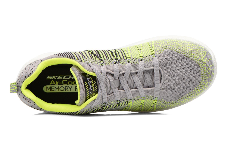 Sportschoenen Skechers Burst - In The Mix 52107 Grijs links