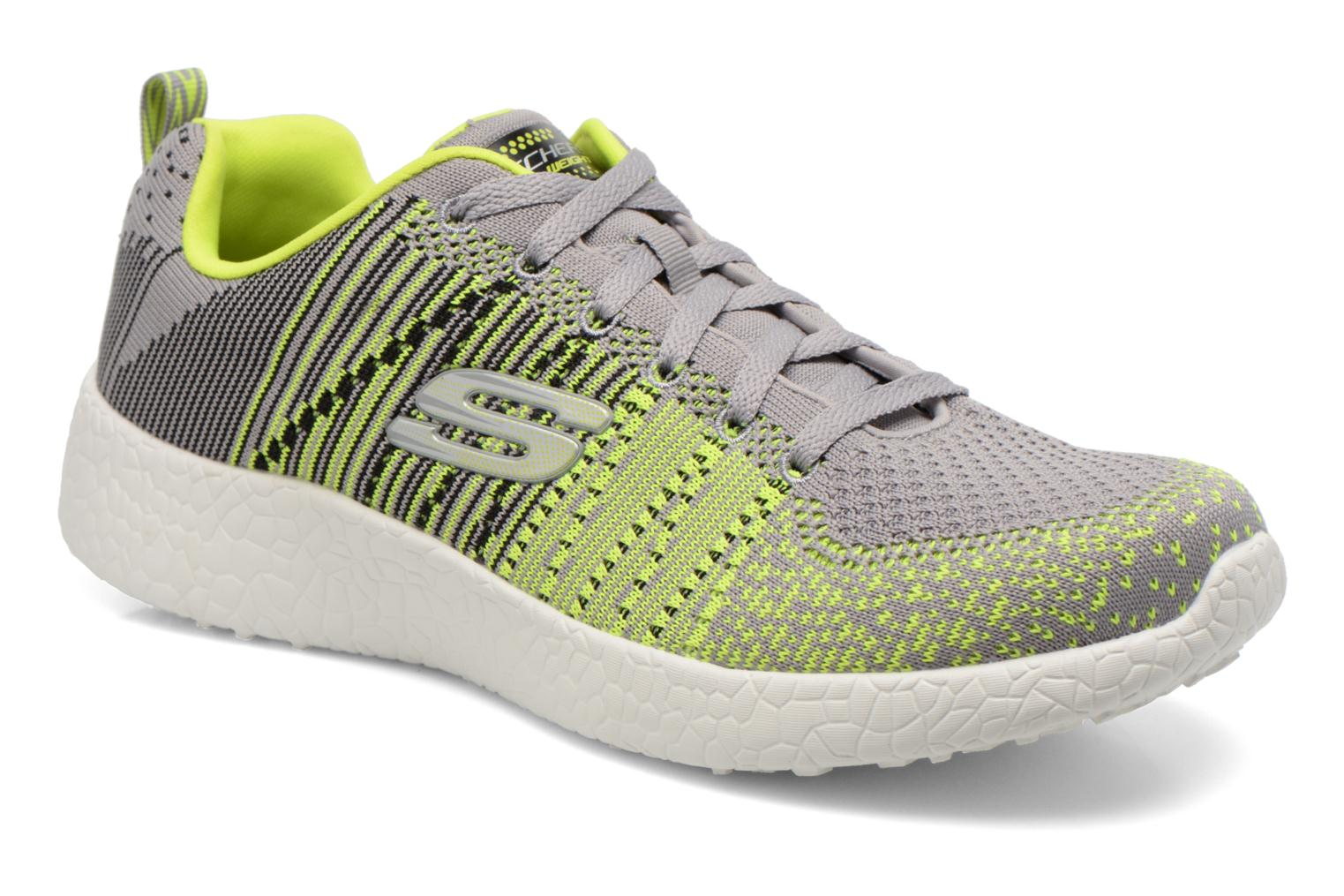 Burst - In The Mix 52107 Lt. Gray Lime