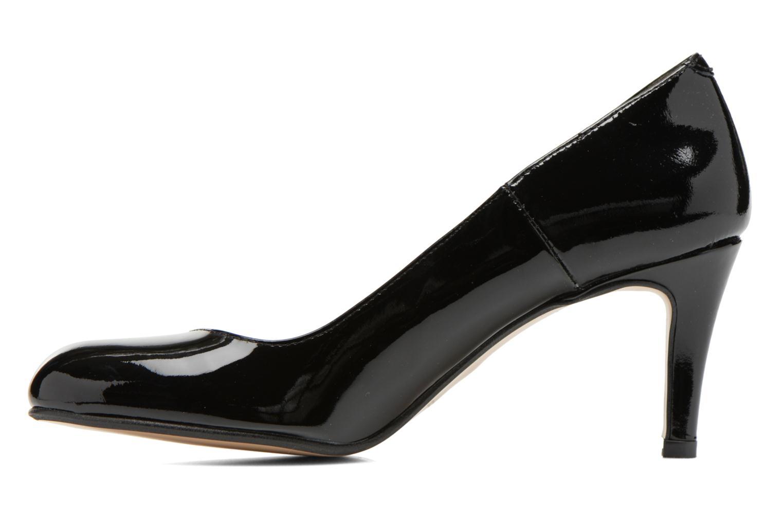 High heels Georgia Rose Selina Black front view