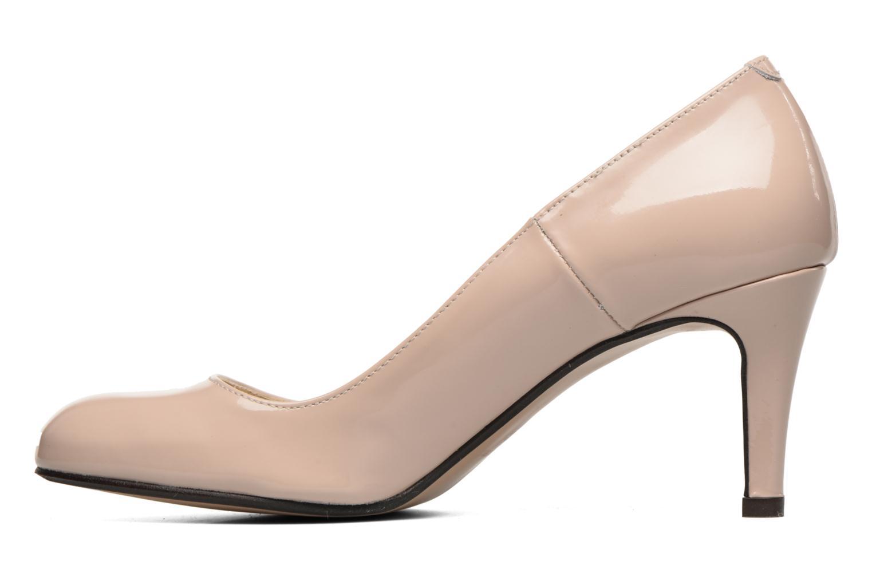 High heels Georgia Rose Selina Beige front view