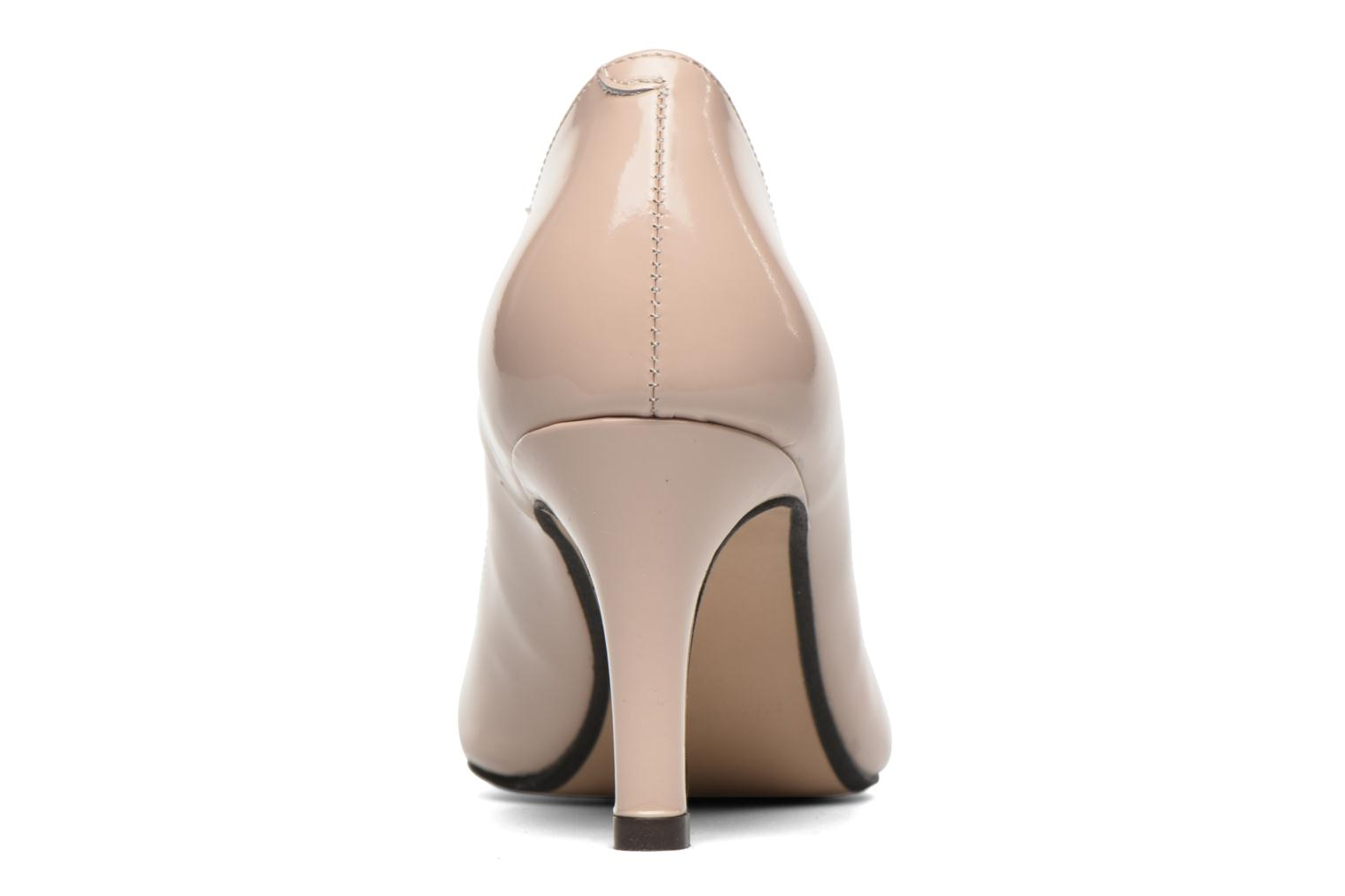 High heels Georgia Rose Selina Beige view from the right