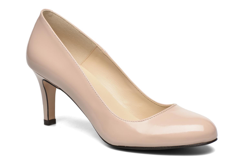 High heels Georgia Rose Selina Beige detailed view/ Pair view