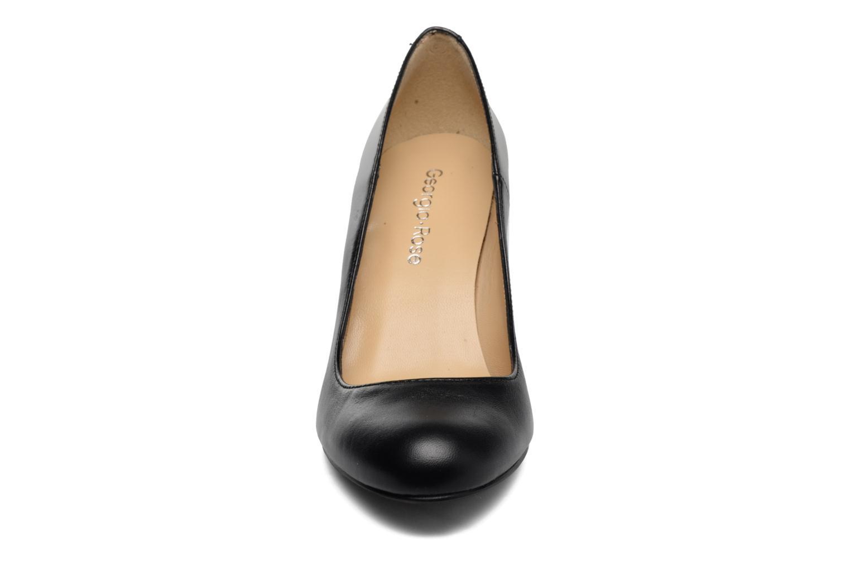 Escarpins Georgia Rose Selina Noir vue portées chaussures
