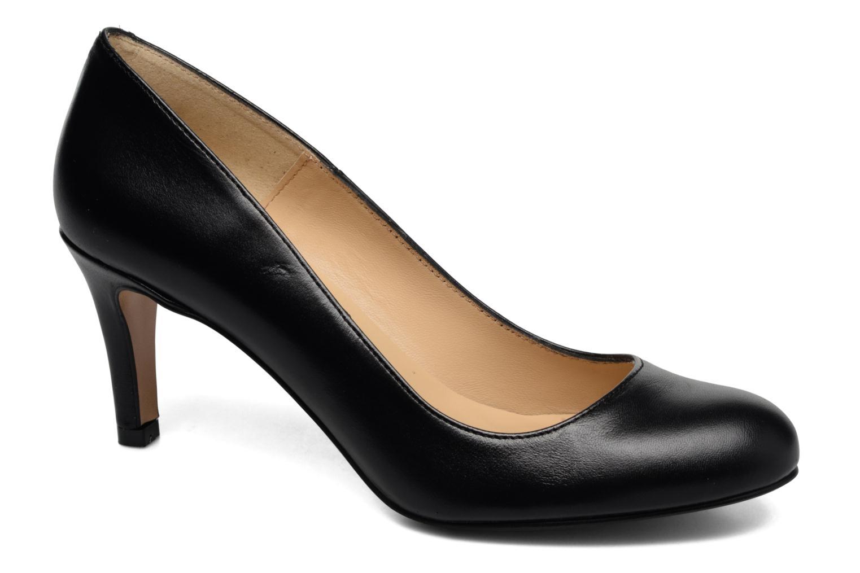 High heels Georgia Rose Selina Black detailed view/ Pair view