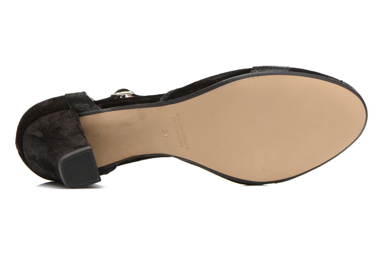 Zapatos de tacón San Marina Mocata Negro vista de arriba