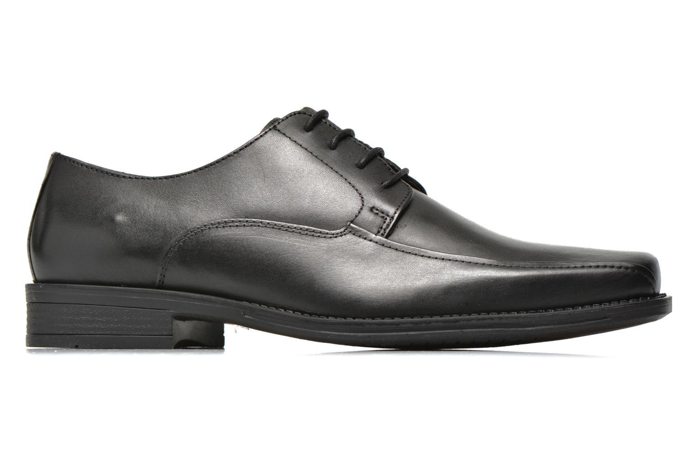 Zapatos con cordones San Marina Aladin Negro vistra trasera