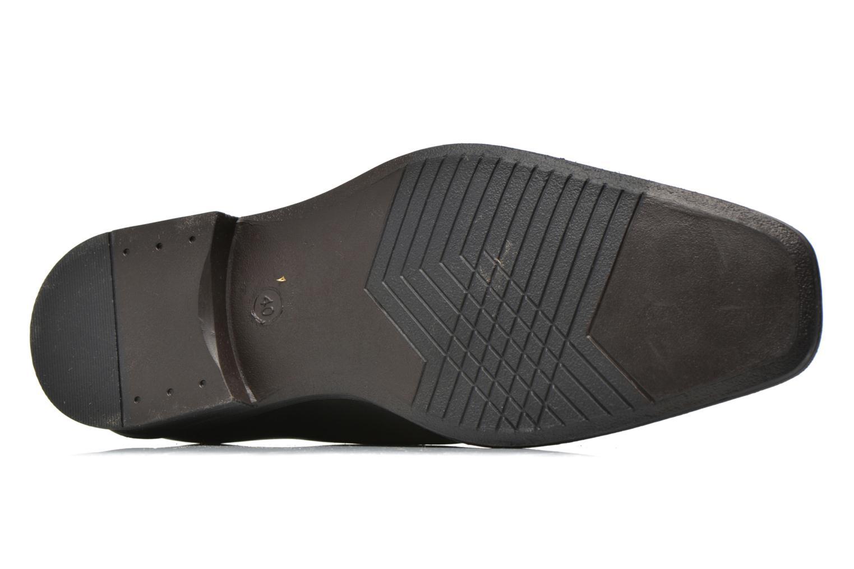 Zapatos con cordones San Marina Aladin Negro vista de arriba