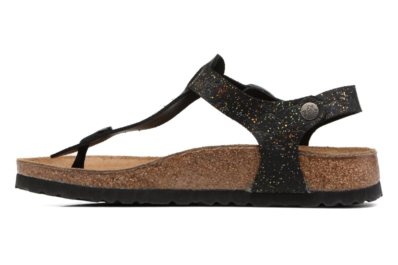 Sandalen Papillio Kairo schwarz ansicht von vorne