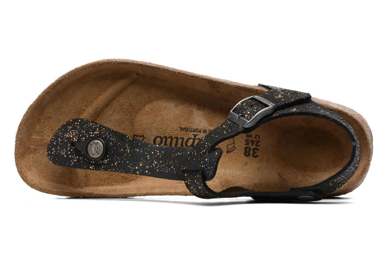 Sandales et nu-pieds Papillio Kairo Noir vue gauche