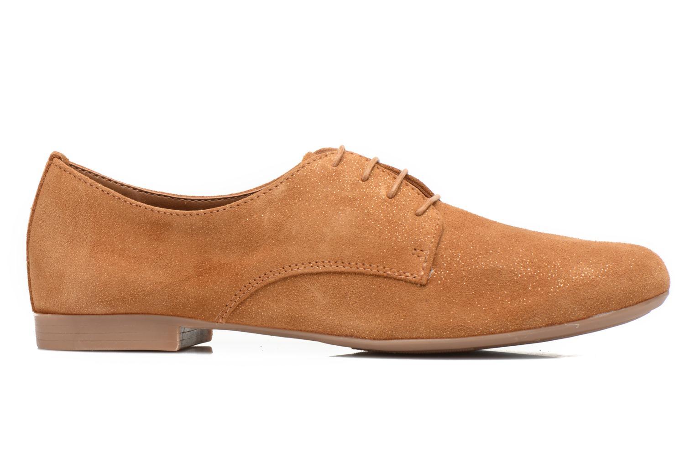 Chaussures à lacets André Fabuleux P Marron vue derrière